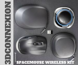 SpaceMouse Wireless Kit