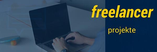 Projekte für Freelancer